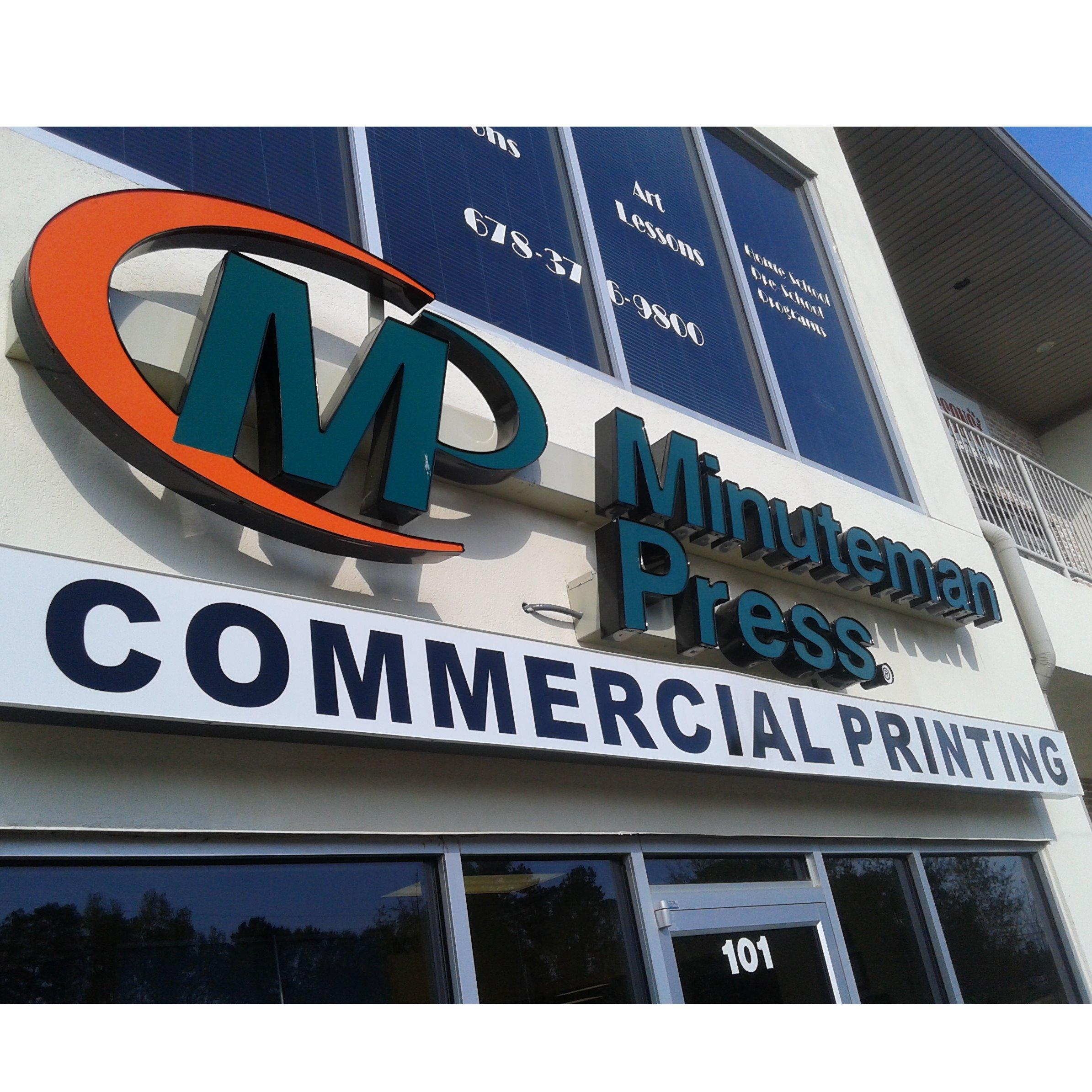 Minuteman Press of Suwanee - A Division of Diversified Printing Solutions Inc.