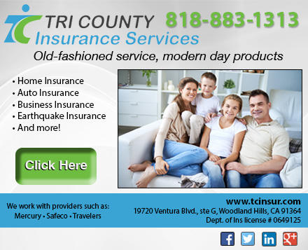 Car Insurance Rates From Ventura County To Los Angeles County