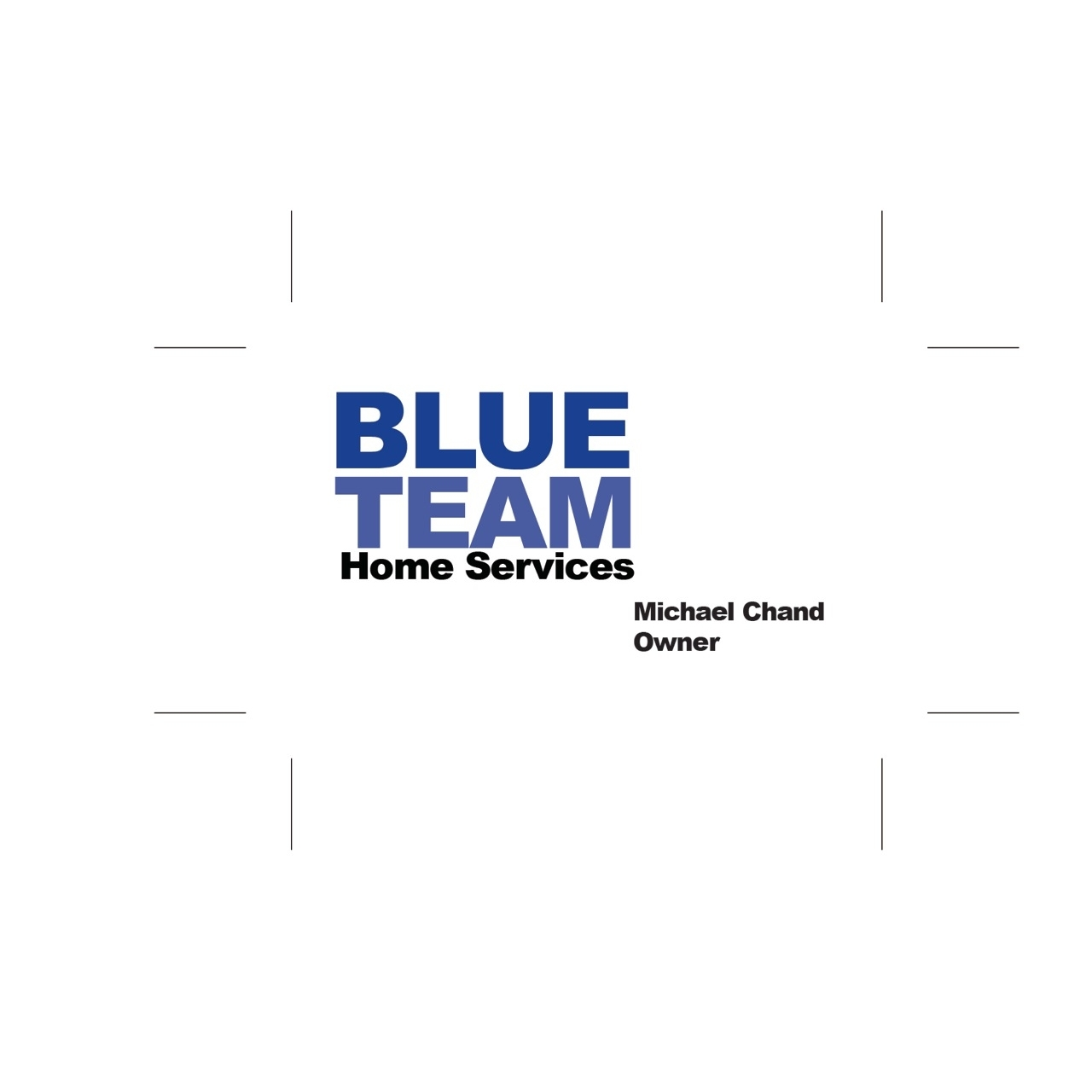 image of the Blue Team  Carpet & Air Duct Cleaning