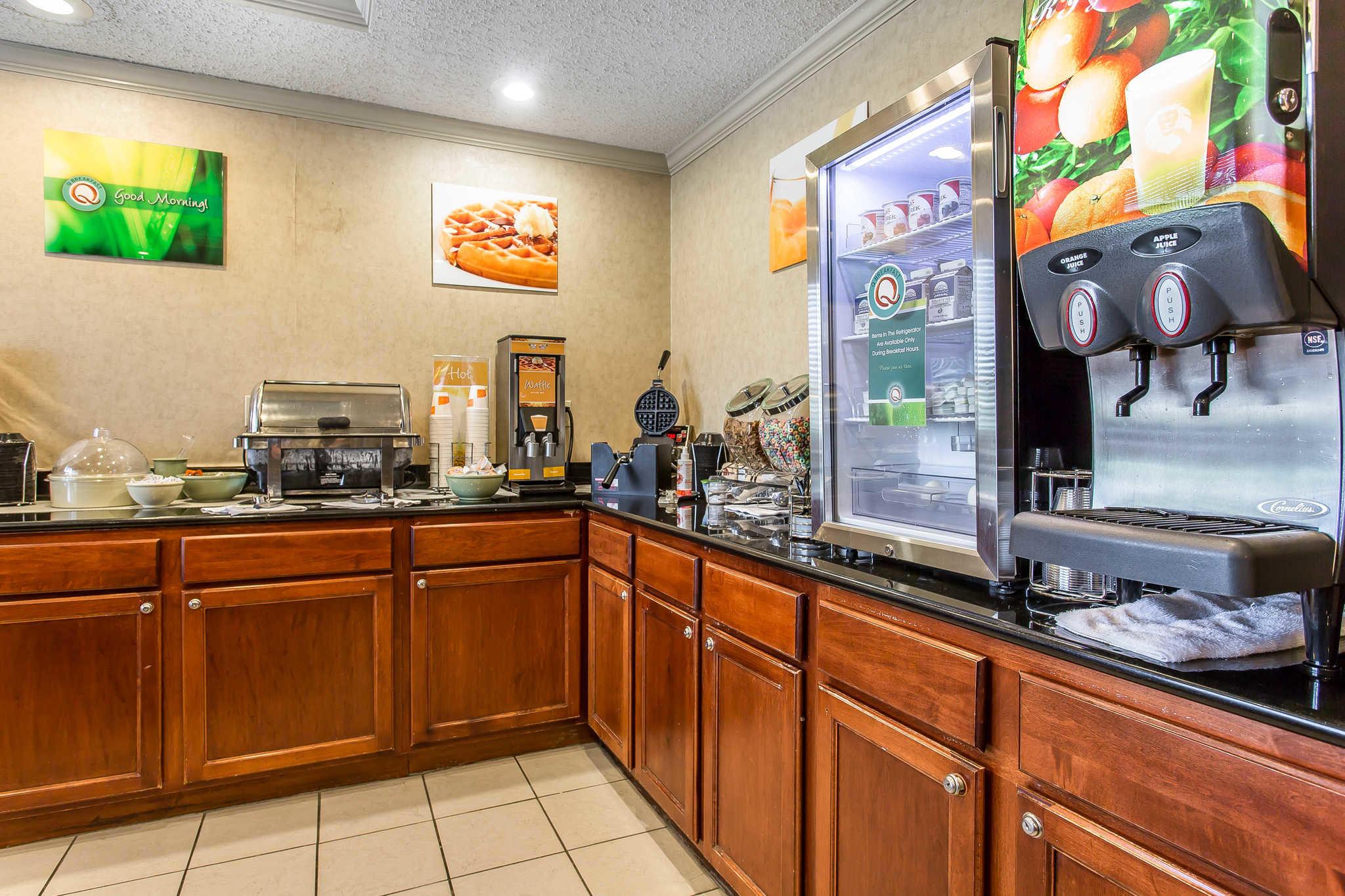 Quality Inn & Suites Durant image 27