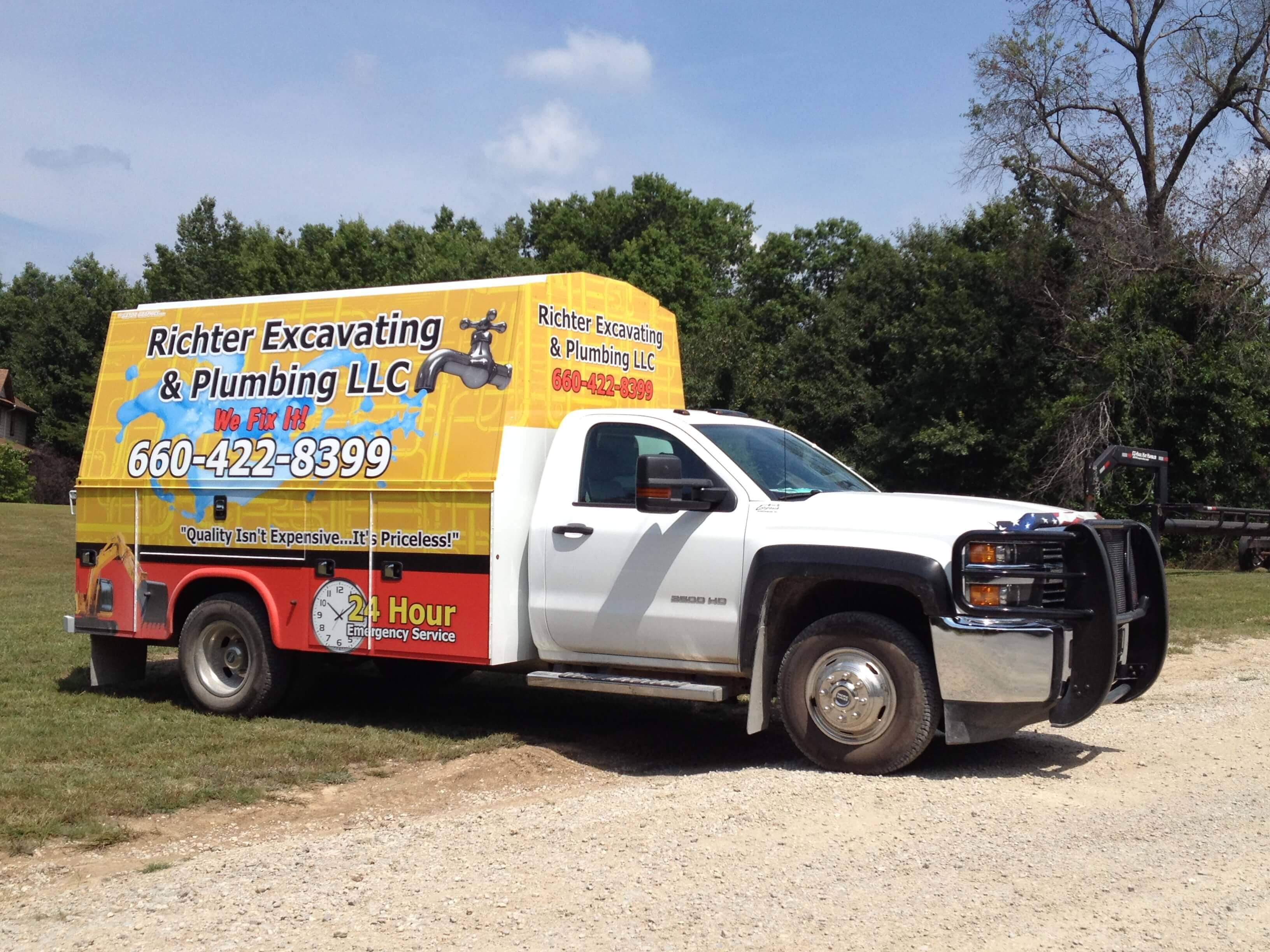 Richter Excavating & Plumbing LLC image 3