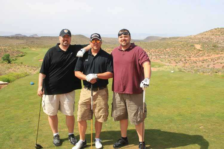 Chiropractic care can help the golf swing