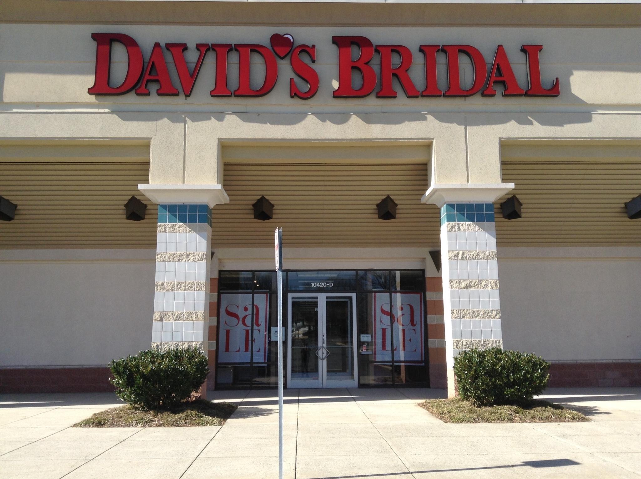 David's Bridal image 0