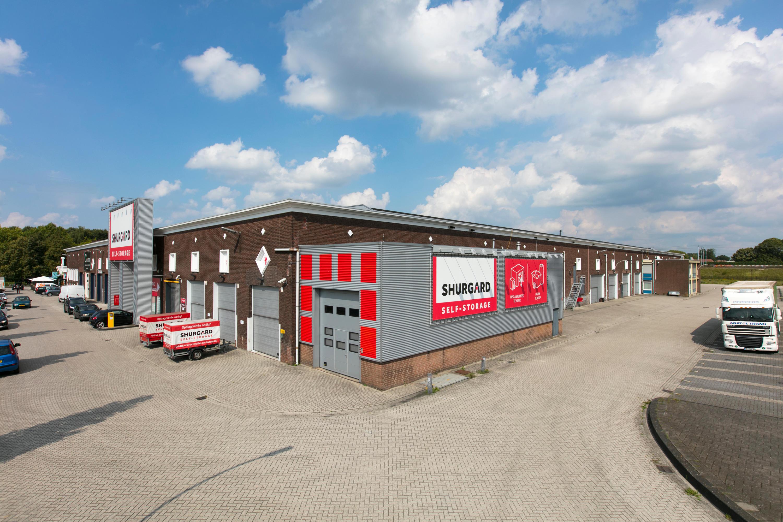 Shurgard Self-Storage Utrecht Zuilen