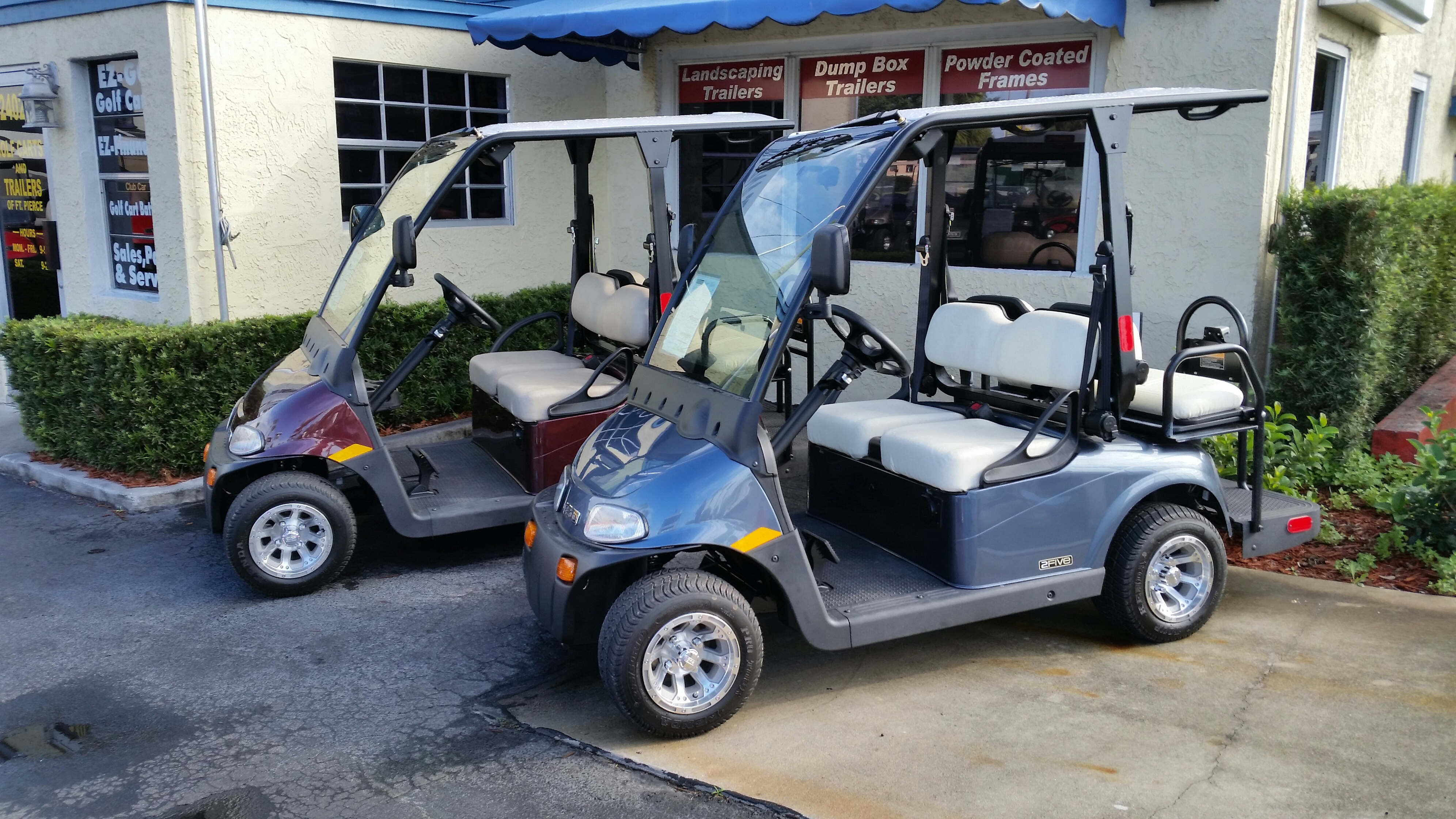 Wildar Golf Carts and Trailers image 2