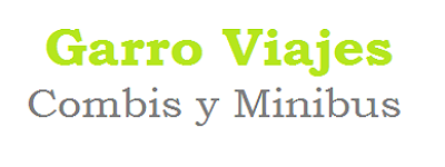 Garro Viajes - Combis y Minibús