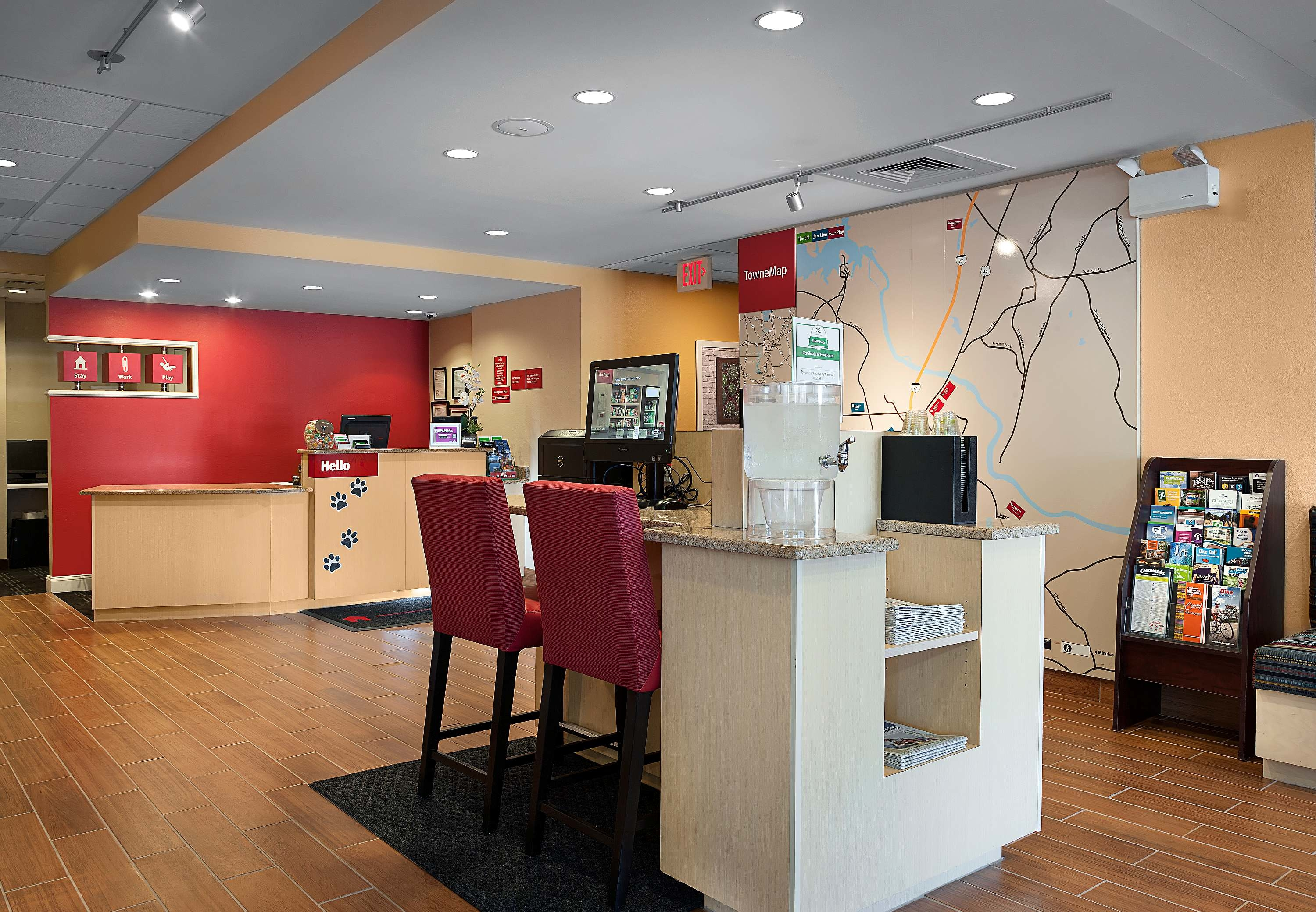 TownePlace Suites by Marriott Rock Hill image 0