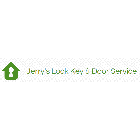 Jerry's Lock Key & Door Repair Service