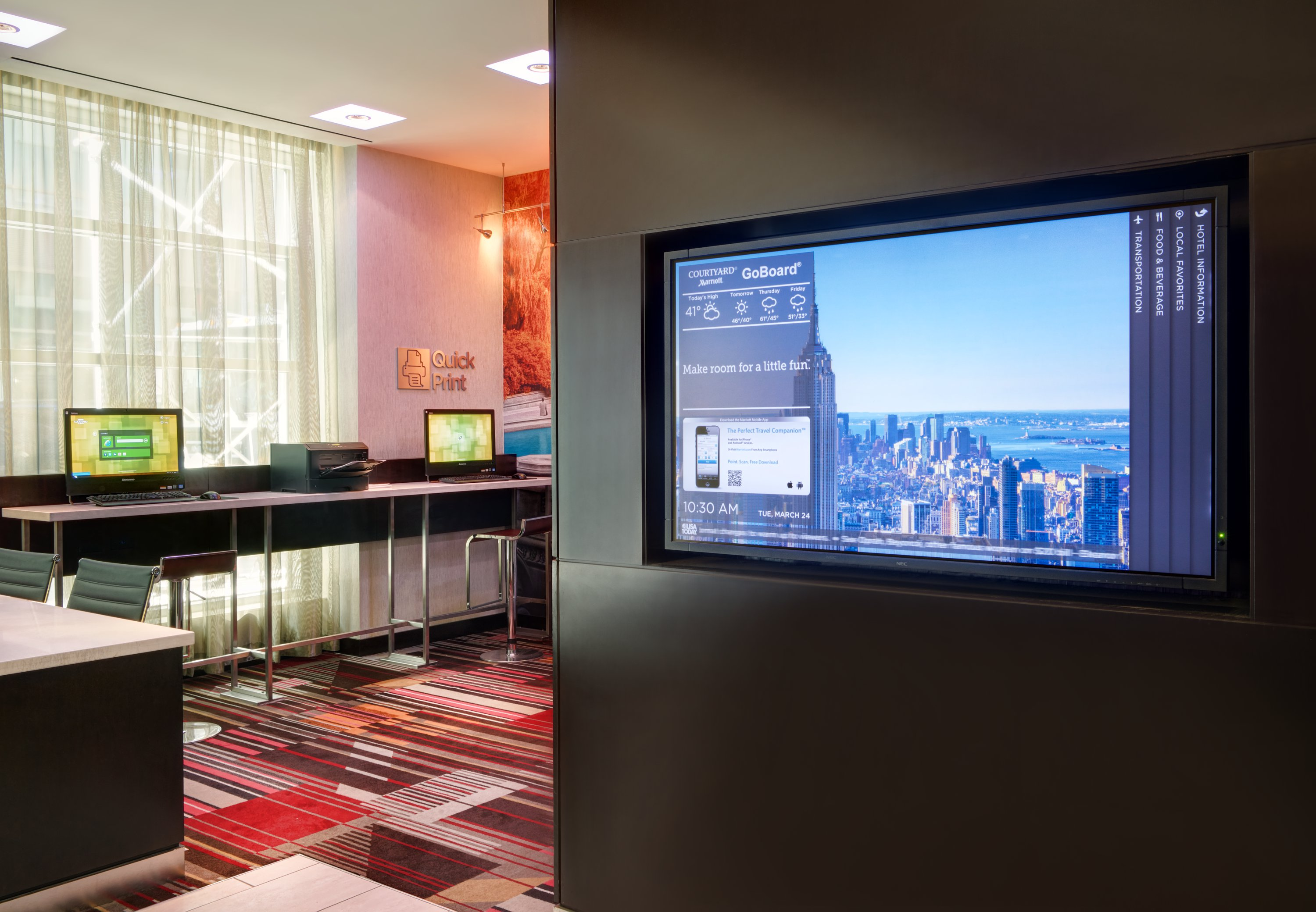 Courtyard by Marriott New York Manhattan/Times Square West image 14