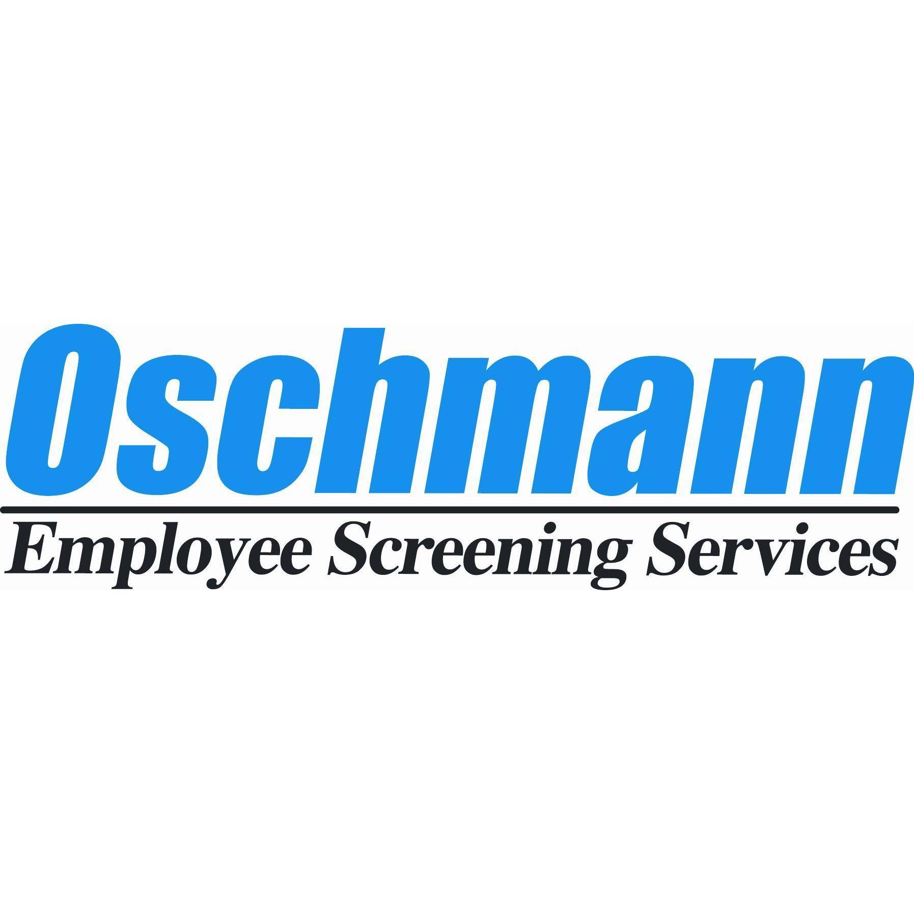 Oschmann Employee Screening Services