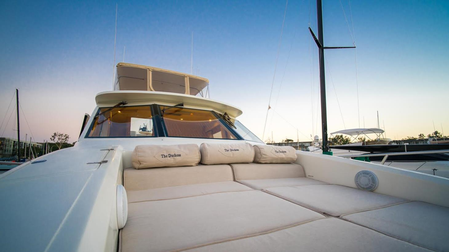 The Duchess Yacht Charter Service image 3