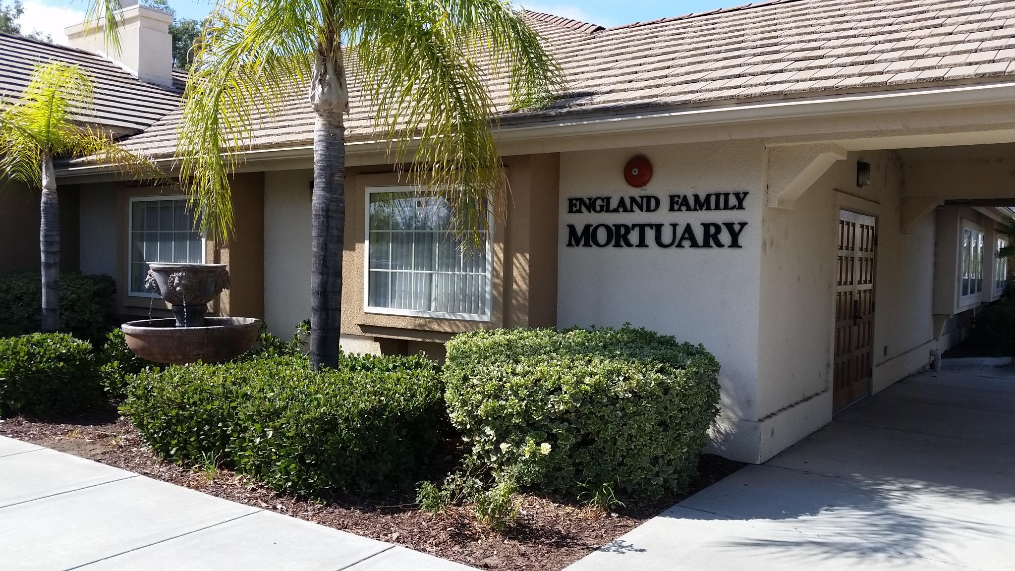 England Family Mortuary - Temecula, CA - Business Information