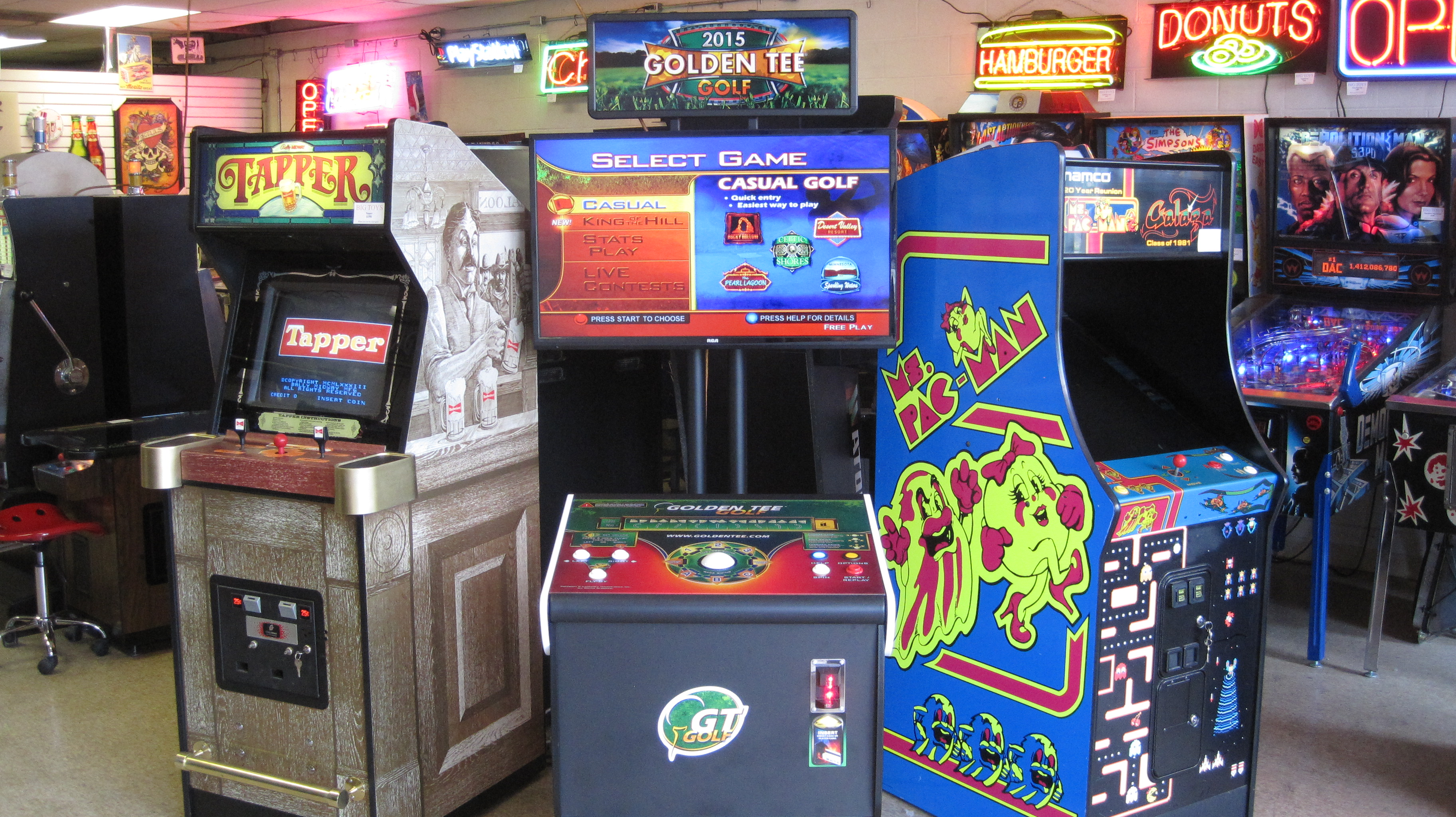 RB Pinball & Coin-Op Services image 5