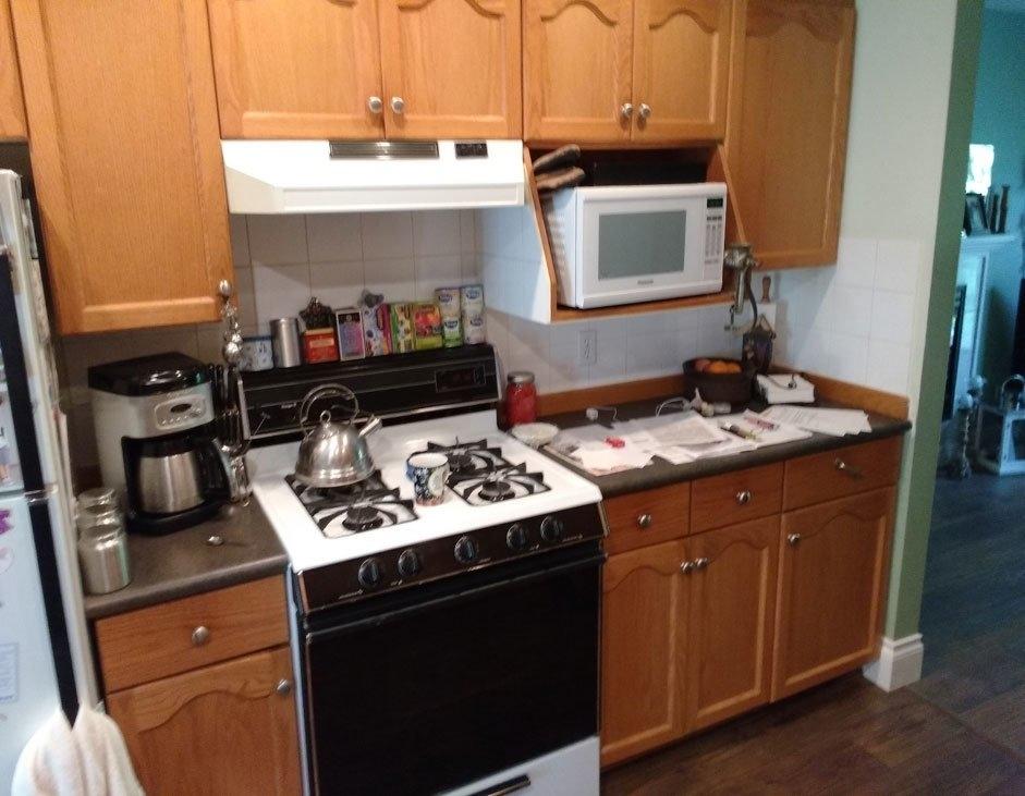 Custom Kitchen Cabinets Chilliwack