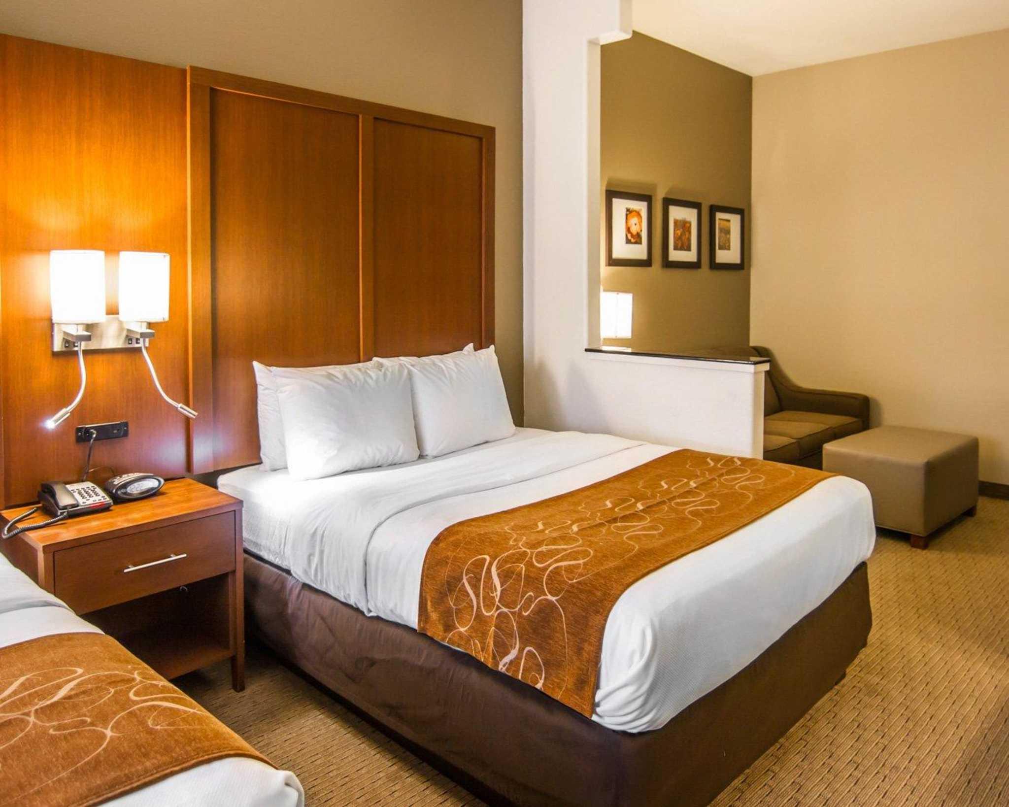 Comfort Suites Marshall image 34
