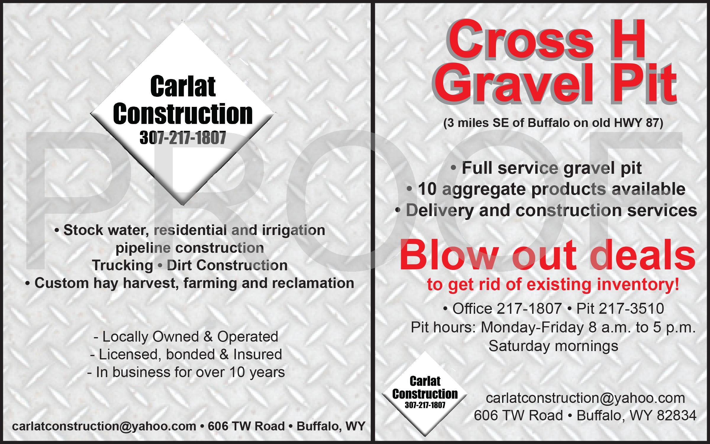 Carlat Construction Inc image 0