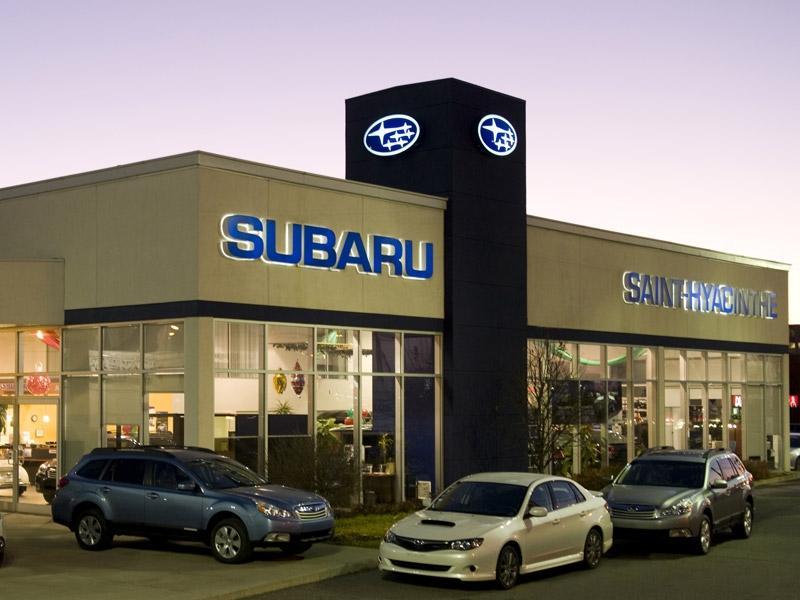 Subaru St-Hyacinthe à Saint-Hyacinthe