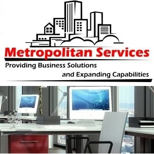 Metropolitan Services Website Design
