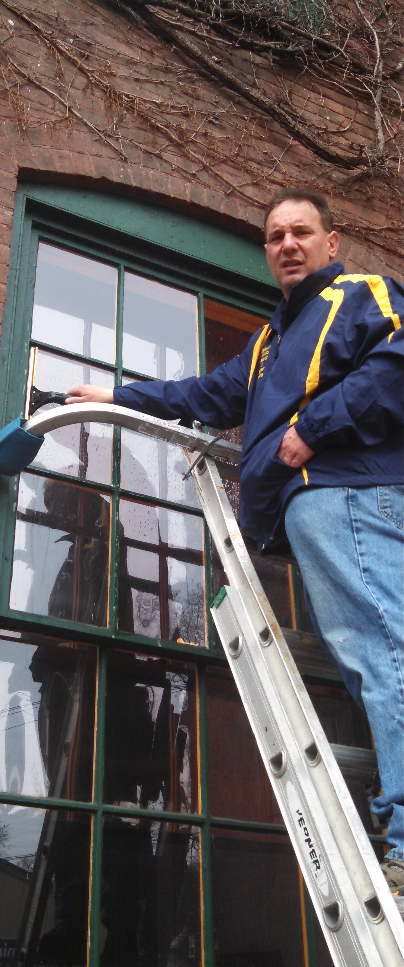 Family window cleaning & property maintenance image 4