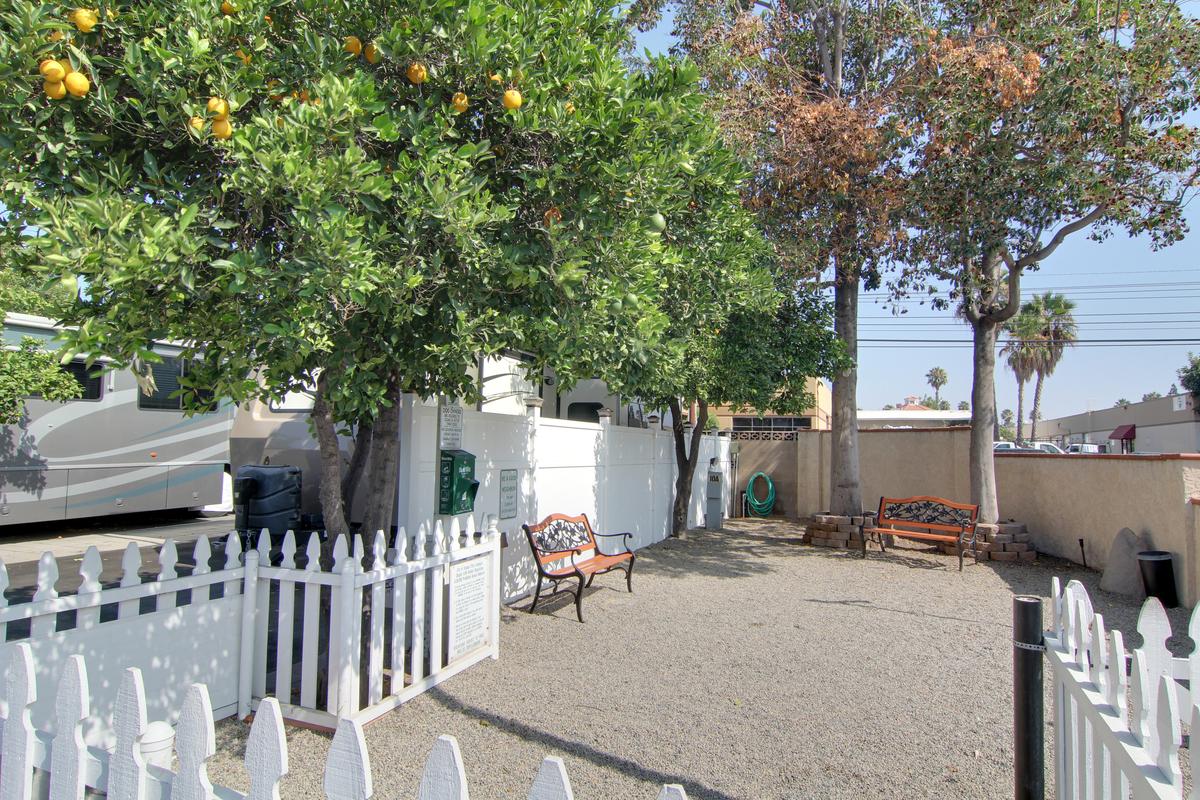Orangeland RV Park image 4
