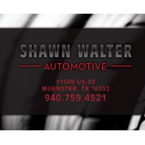 Shawn Walter Automotive