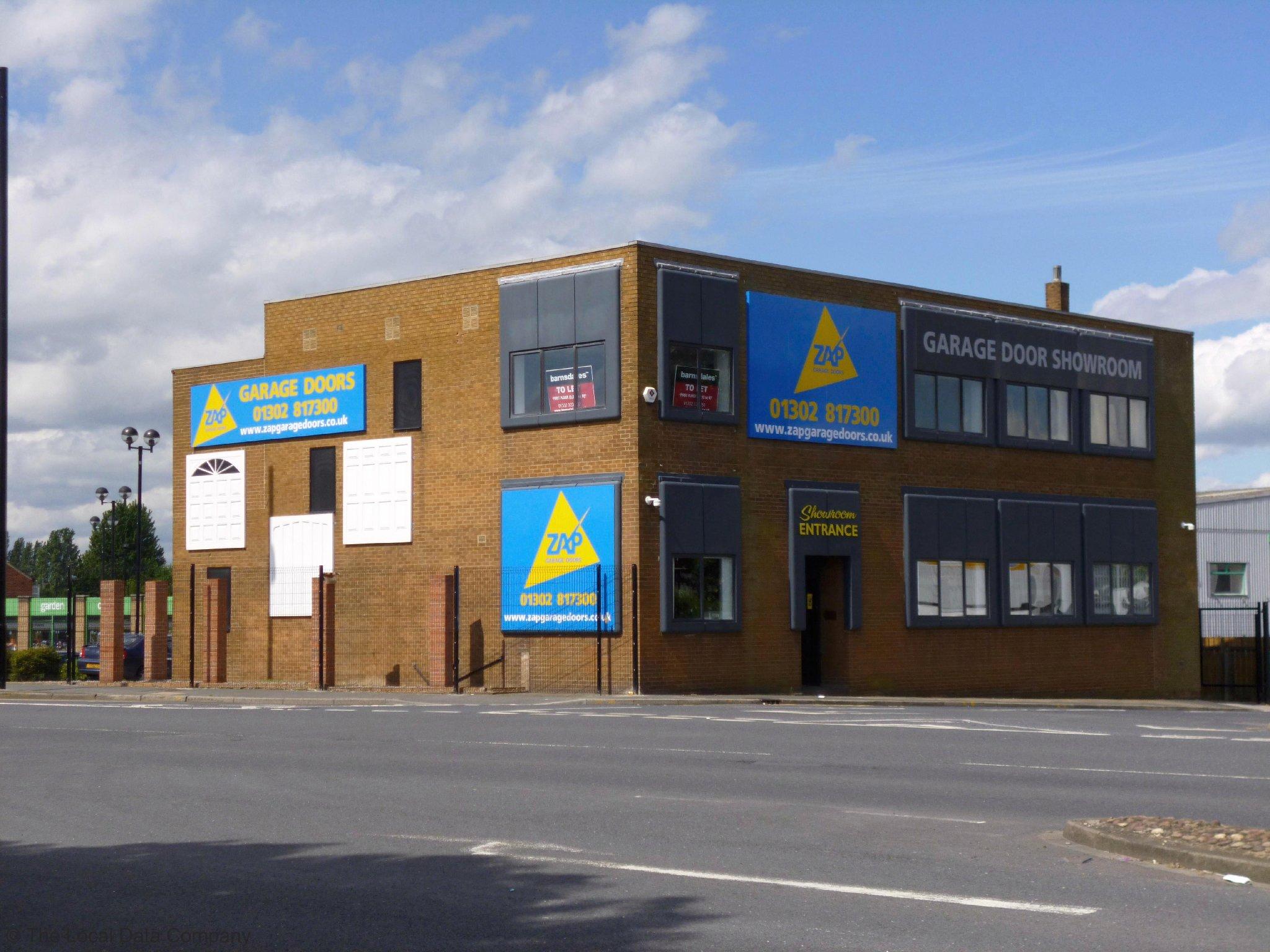 Zap Garage Doors Ltd Doors Amp Shutters Sales And