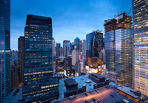 Affordable Hotels Near Times Square New York