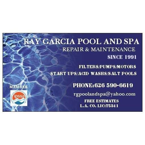 Ray Garcia Pool and Spa