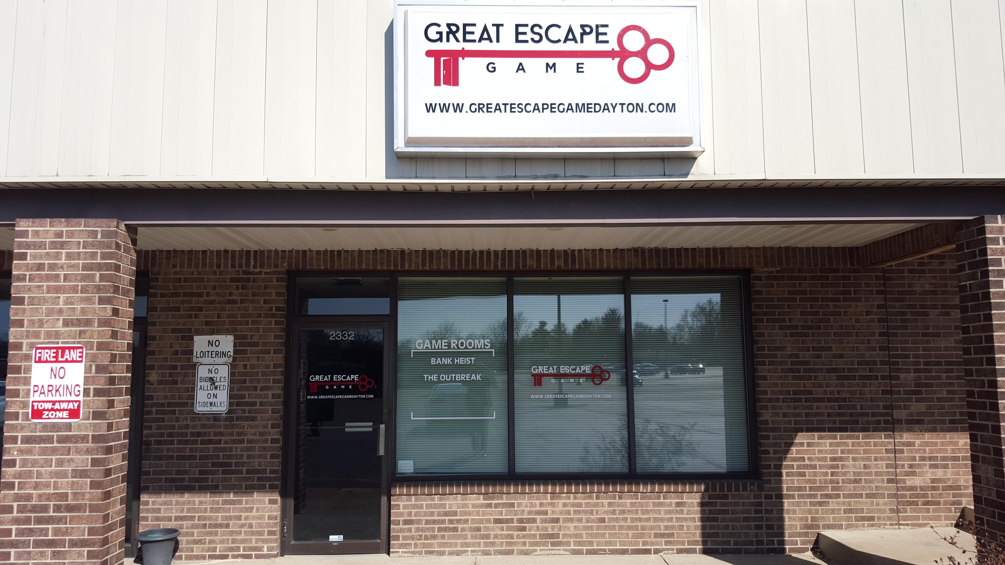 Great Escape Game Dayton image 2