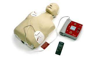 Learn how to use an AED (Automated External Defibrillator) hand in hand with CPR to help someone who is in sudden cardiac arrest.