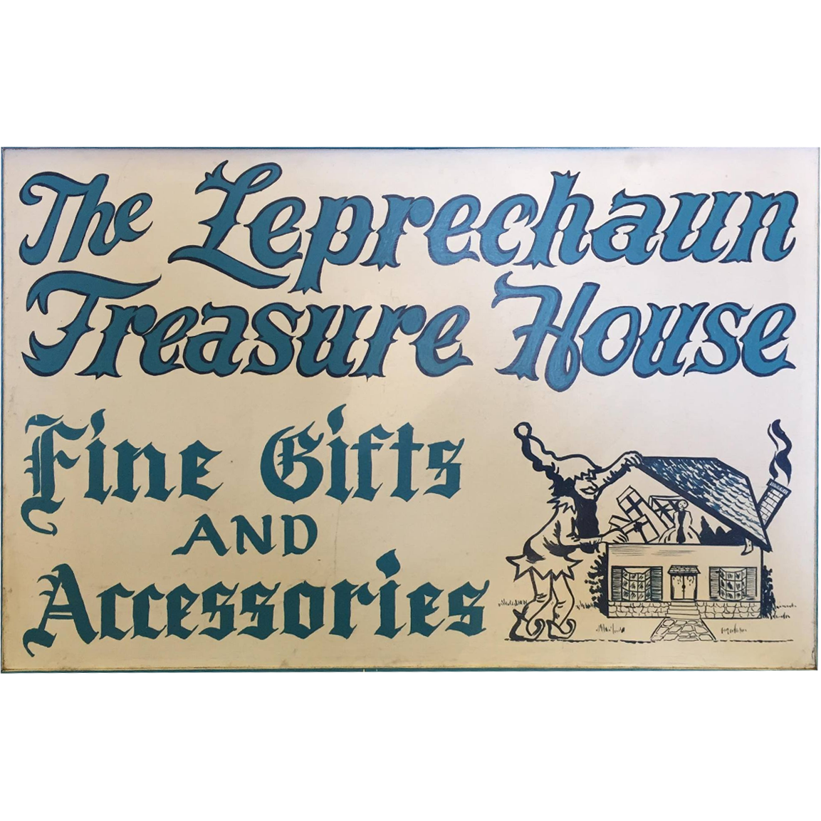 The Leprechaun Treasure House