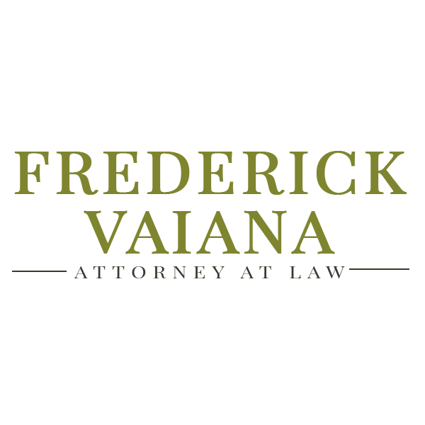 Frederick Vaiana - Attorney At Law