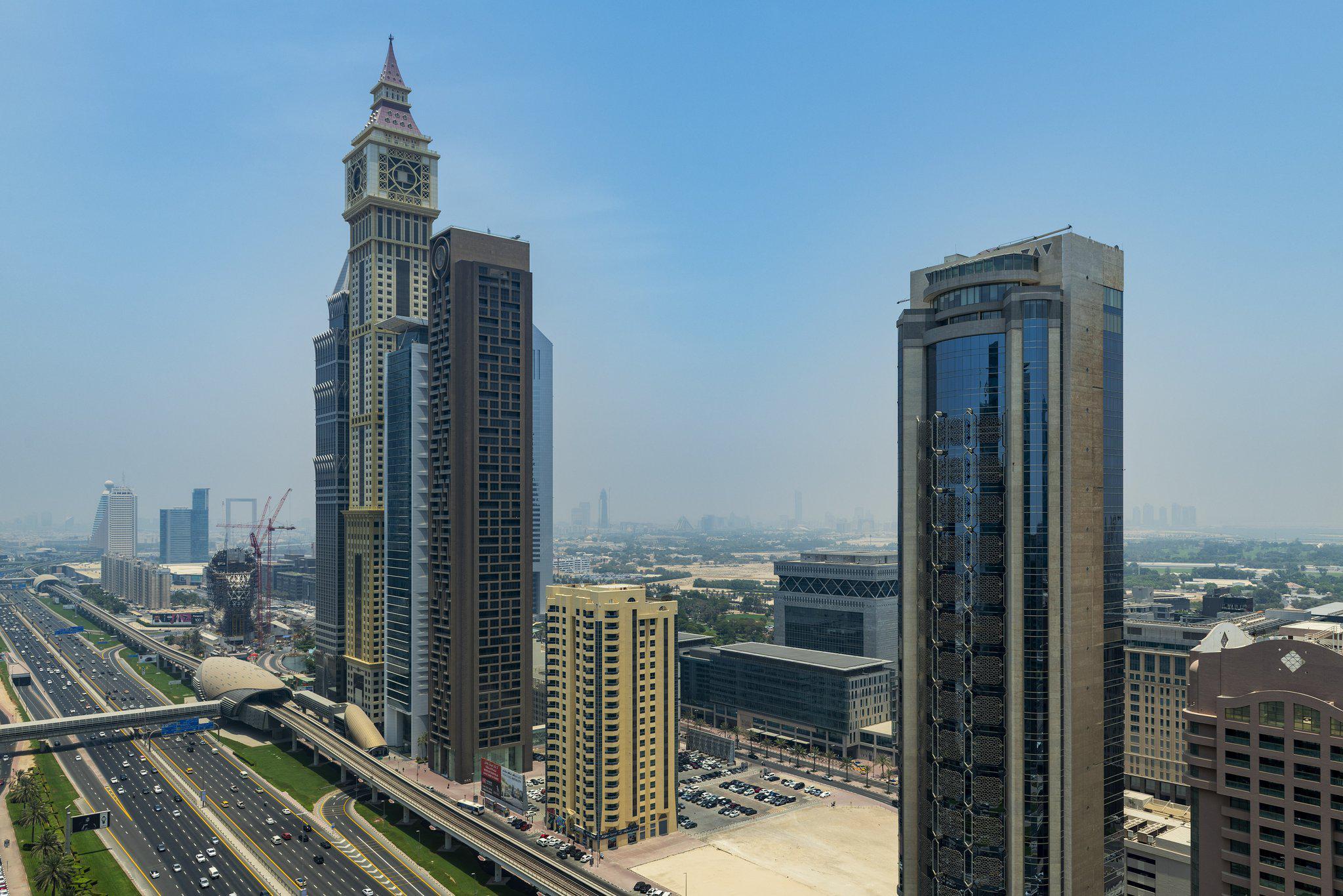 Four Points by Sheraton Sheikh Zayed Road, Dubai