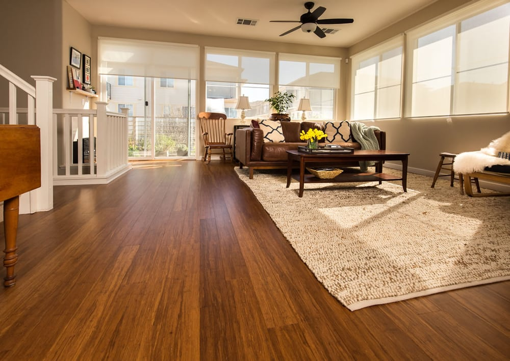 rooms with hardwood flooring