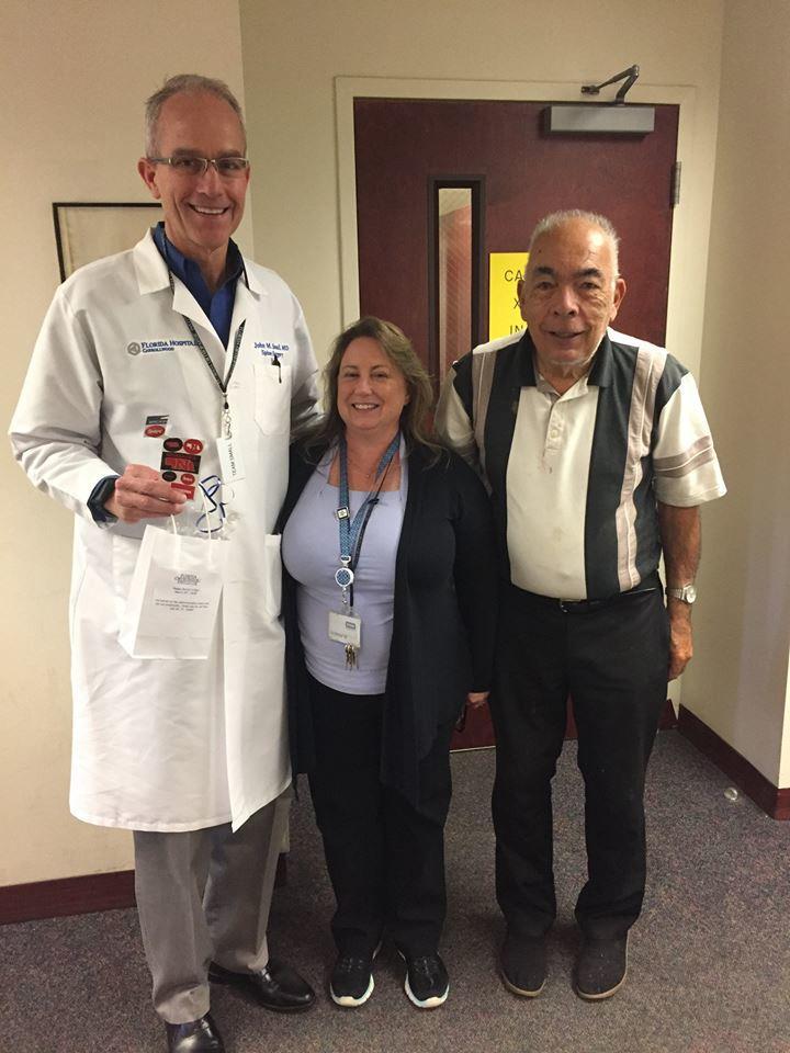 Dr. Small of Florida Orthopaedic Institute
