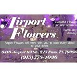 Florist in TX El Paso 79925 Airport Flowers 6410 Airport Rd  (915)778-4036