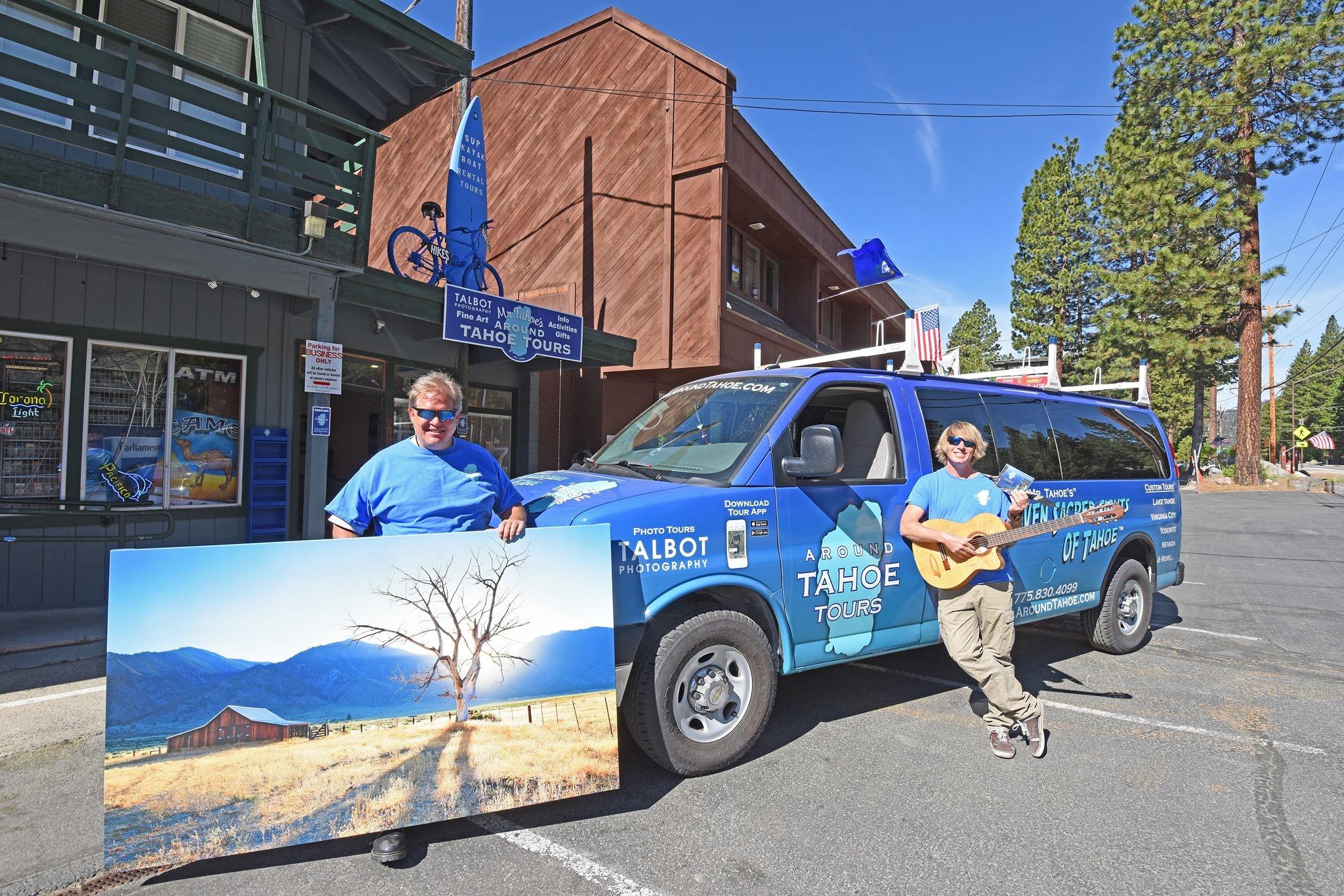 Around Tahoe Tours image 0