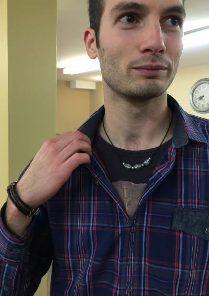 ISABELLE LEHOUX MONTRÉAL in Montréal: Men'jewellery