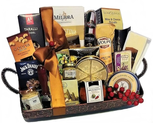 Goldspan Gift Baskets image 0
