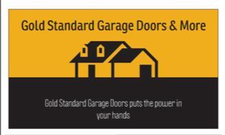 Gold Standard Garage Doors and More image 9