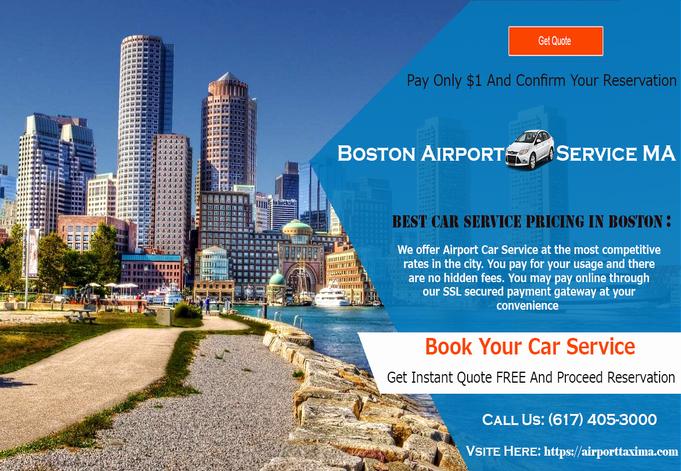 Boston Airport Taxi Service image 3