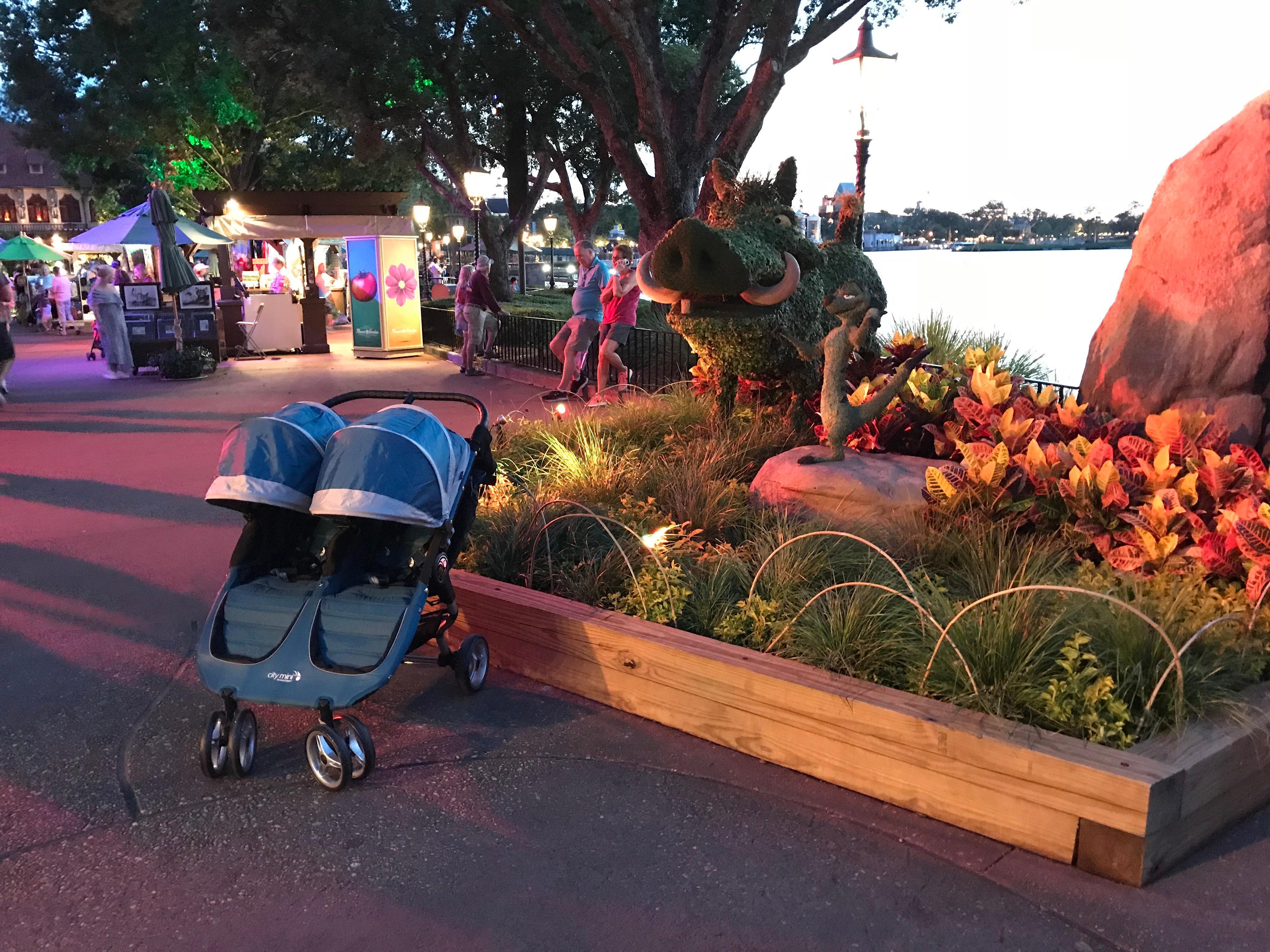 Stroller Rentals Disney image 40