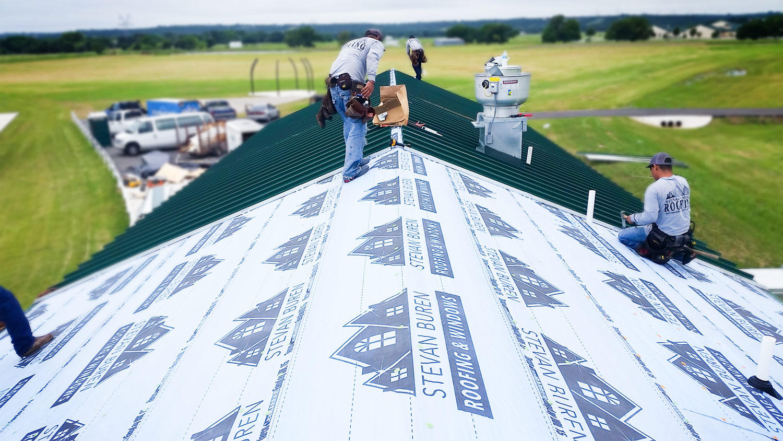 Stevan Buren Roofing, Windows, and Flooring image 0