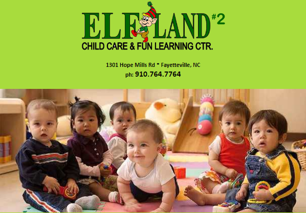 Elfland Childcare & Fun Learning Center