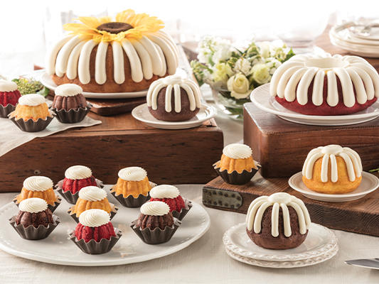 Nothing Bundt Cakes image 0