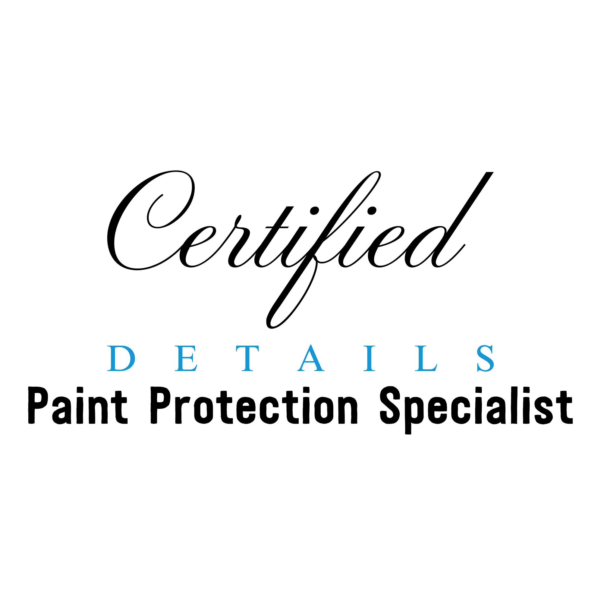 Certified Details