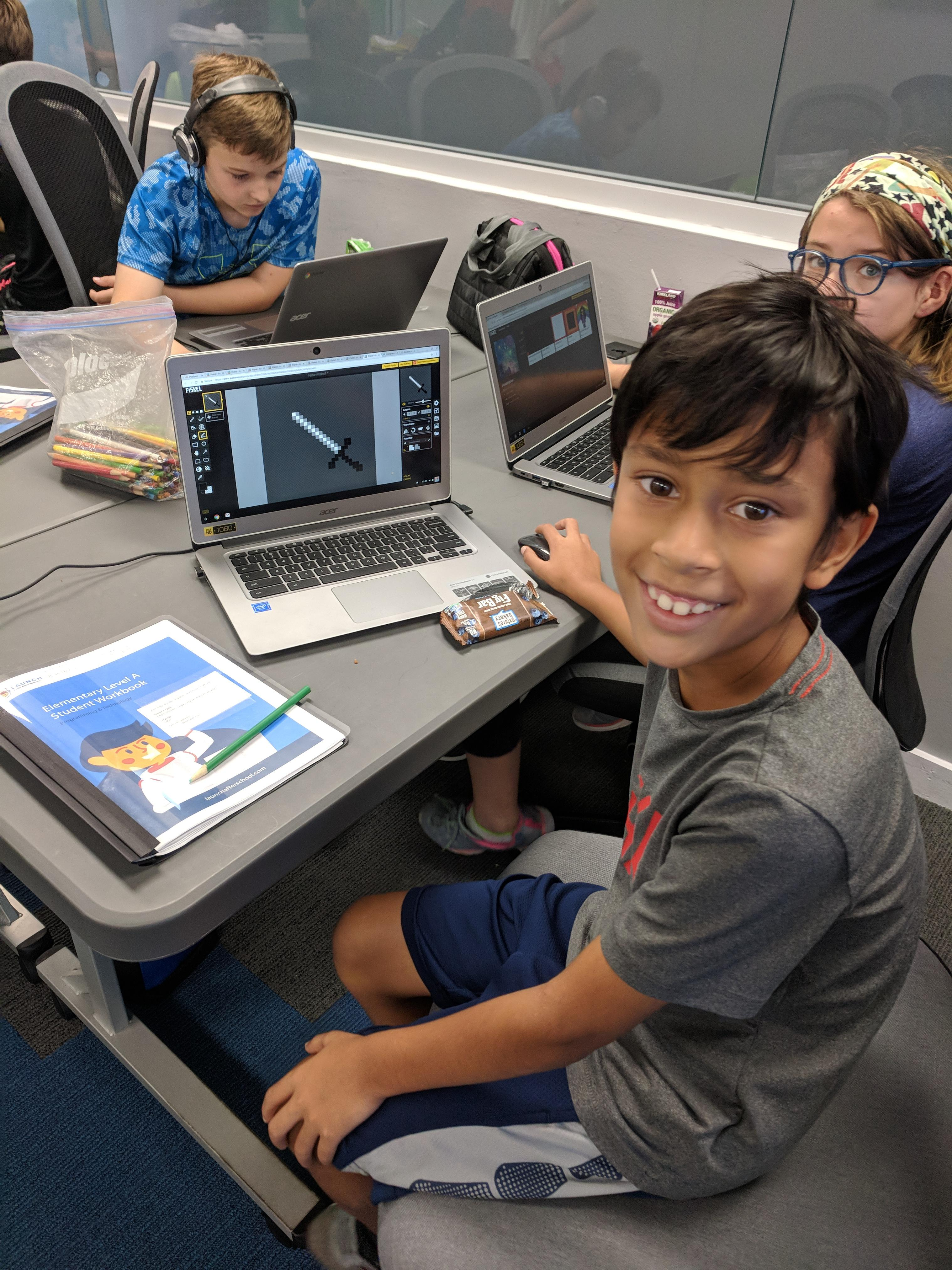Launch Code After School image 9