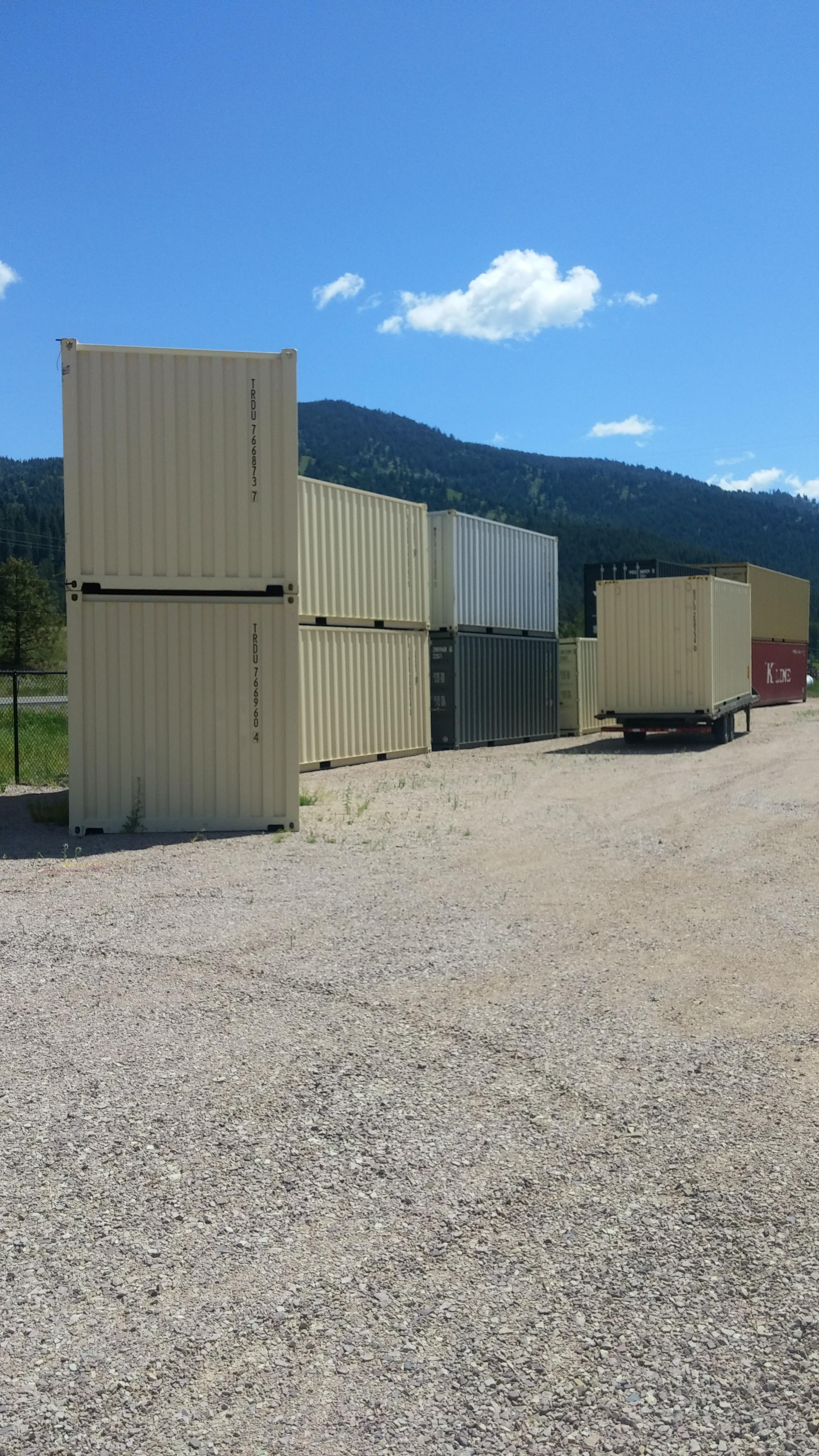 Bonner Mountain Containers image 1