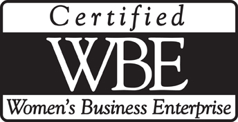 We are a certified NYSWBE Women's Business Enterprise.