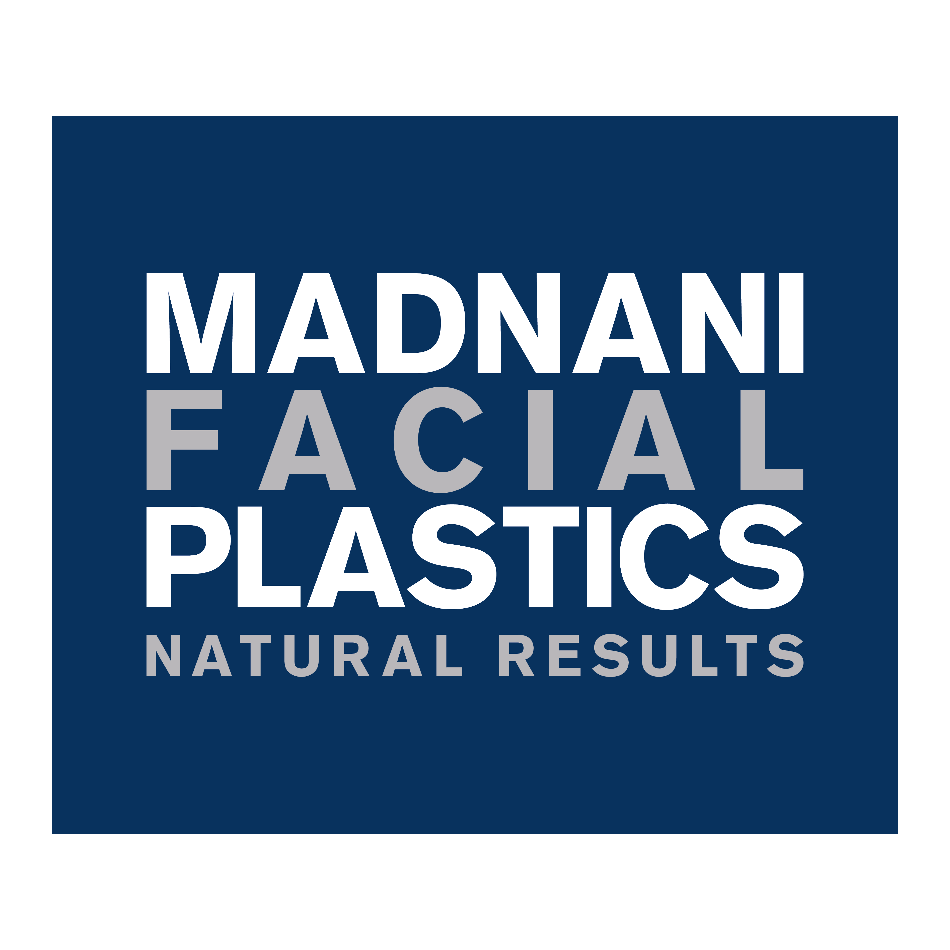 Madnani Facial Plastics: Dilip D. Madnani, MD, FACS